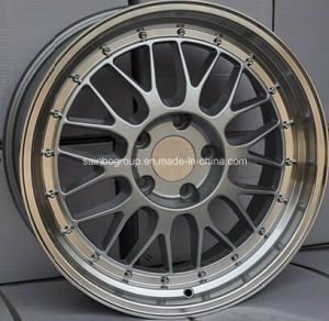Hot Sale Car Alloy Wheels for Audi BMW Benz BBS 15 16 17 18 Inch Best Price pictures & photos