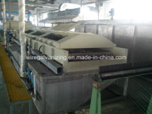 Spring Wire Oil Tempering Machine pictures & photos