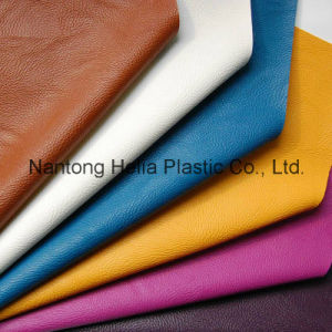 PVC Printed Leather for Bag pictures & photos