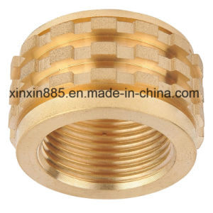 Brass Male Insert for PPR Pipe pictures & photos