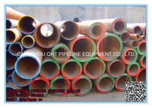 DIN 17175 15mo3 88.9*11.13mm Alloy Seamless Steel Pipe pictures & photos