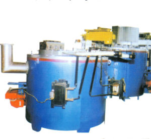 Oil Crucible Melting Furnace