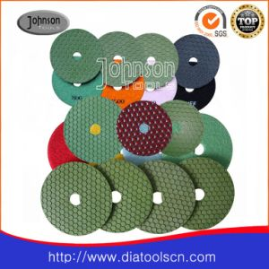 Diamond Dry Polishing Pad for Stone pictures & photos