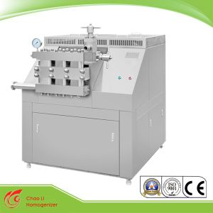 Yogurt 8000L/H 200bar Hand Operated Homogenizer (GJB8000-25) pictures & photos