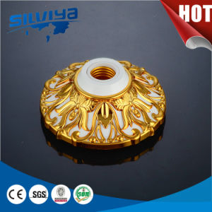 New Design! ABS Shell and Full Copper Accessories E27 Ceiling Lamp Cap pictures & photos