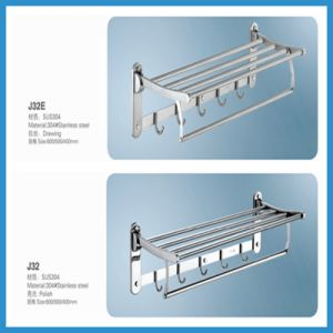 Luxury Style Sanitary Ware Towel Rack (32E) pictures & photos