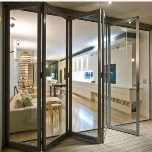 Customized Aluminium Folding Door and Window Factory Price pictures & photos