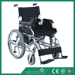 CE/ISO Approved High Quality Medical Electric Automatic Power Wheel Chair (MT05031005) pictures & photos