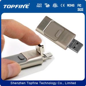 16GB Smart Phone USB Flash Drive OTG USB Flash Drive pictures & photos