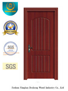 Simple Style Water Tight MDF Door for Bedroom (xcl-809) pictures & photos