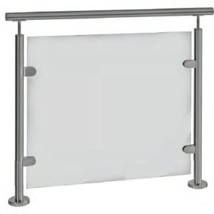 Stainess Steel Glass Balustrade Railing Handrail pictures & photos