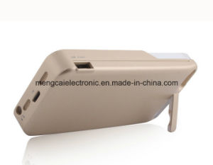 4000mA Free Sample Detachable Rechargeable Mobile Phone Battery for iPhone 5/5s Battery pictures & photos