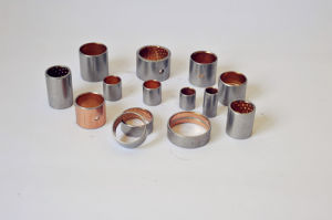 Self Lubricating Bearing with Steel Backing pictures & photos