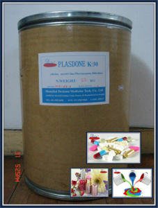 Povidone K30 Pvp K30 Pharmaceutical USP32 pictures & photos