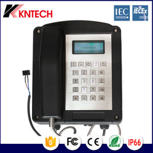 Iecex Atex Mine Used Dengerous Area Explosion Proof Telephone Koontech pictures & photos