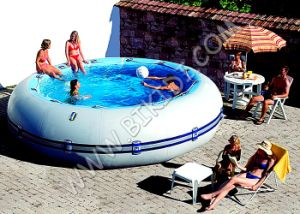 Hot Sale Mul-Colors Round Family Inflatable Pool, Home Used Inflatable Sewimming Pool D2023 pictures & photos