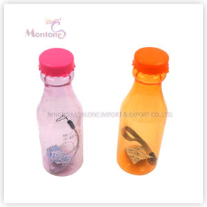 Promotional BPA Free Leak-Proof Plastic Soda Water Bottle pictures & photos