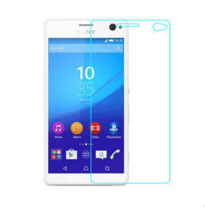 Tempered Glass Screen Protector for Sony C4 0.3mm 2.5D Protective Film pictures & photos