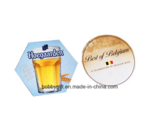 Eco-Friendly Paper Cup Coaster for Advertising Gifts pictures & photos