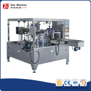 Automatic Rotary Doy Bag Packing Machine (Stand-Up&Zip Pouch) pictures & photos