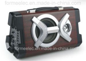 Portable Karaoke Speaker Subwoofer RMS 15W pictures & photos