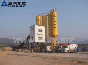 Hzs90 Ready Mixed Concrete Batching Station
