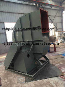 Single Inlet Boiler Forced Draft Fan pictures & photos