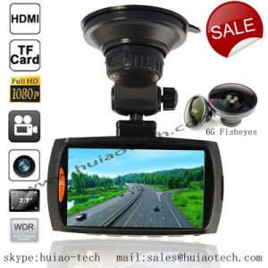 "Hot 2.7"" Full HD 1080P Car Dash Video Cam with 5.0mega pictures & photos"