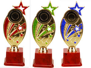 Multi-Plastic Trophy for Award pictures & photos
