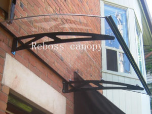 Polycarbonate Canopy/ Sunshade / Shelter for Windows & Doors (K1400A-L) pictures & photos