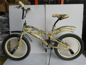 Spoke Wheel BMX Bike with V Brake (AOK-BMX018) pictures & photos