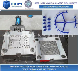 Coupling Luer Lock Ring Injection Mold Made in China pictures & photos