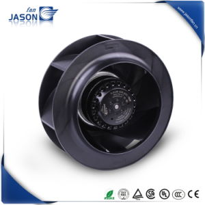 225mm X 98mm Backward Curved 2700 Rpm Centrifugal Fan C2e-225.63c pictures & photos