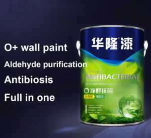 O+ Eliminate Aldehyde Anti-Microbial Smart Wall Paint pictures & photos