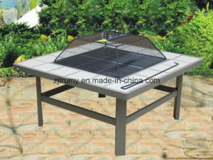 Square Garden Outdoor Firepit pictures & photos