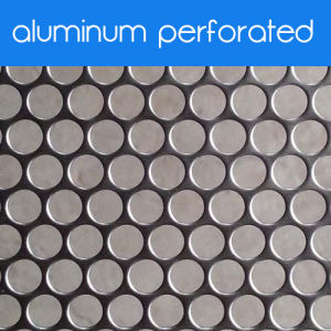 Aluminum Perforated Metal Plate pictures & photos