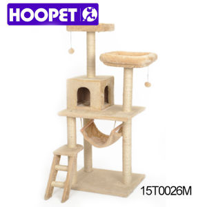 Funny High Cat Tree and Large Cat Furniture pictures & photos