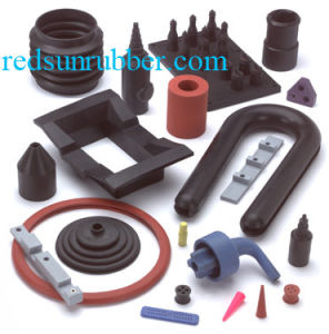 Molded Food Grade/FDA Viton Rubber Product pictures & photos