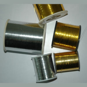 M-Type Lurex Yarn Metallic Yarn pictures & photos