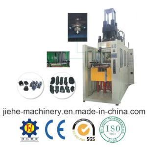 Automatic Injection Molding Rubber Machine Vertical Type pictures & photos