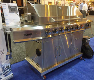 United High Quality Outdoor Stainless Steel Gas BBQ Grill pictures & photos
