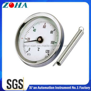 Multiuse Pipe Thermometer with Spring pictures & photos