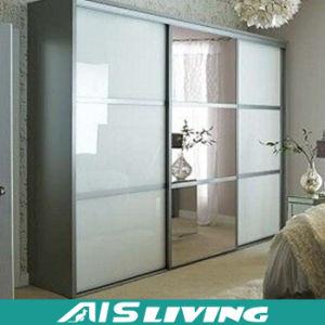 Wholesale Modular Wardrobe Closet Sliding Doors (AIS-W009)