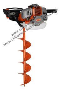 High-Performance One-Man Earth Auger for Home Users