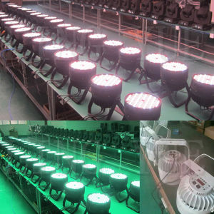120X3w Stage DJ Light Wash PRO LED Parled pictures & photos