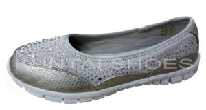 Dress Shoes for Women with Mesh Upper Kt-61007