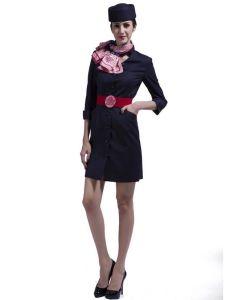 New Style Design Airlines Uniform (UFM130040) pictures & photos