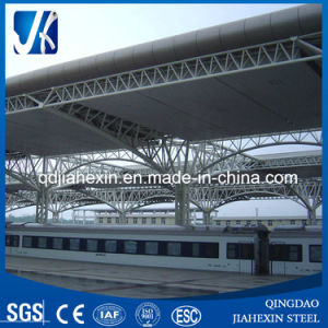 Metal Building Construction Projects Designs Prefabricated Light Steel Structure Warehouse pictures & photos