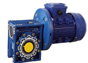 Nmrv (FCNDK) Geared Motor Worm Gearbox with Motor Worm Wheel Reducer pictures & photos