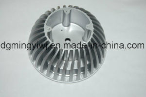 Aluminum Die Casting for Auto Accessories (Al10039) with CNC Machining Made in China